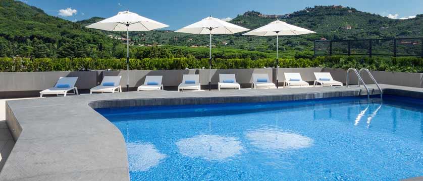 Hotel Montecatini Palace, Montecatini, Italy - outdoor pool area.jpg